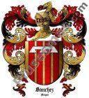 Escudo del apellido Sánchez (Aragón)