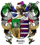Escudo del apellido Sánchez (Argentina)