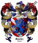 Escudo del apellido Sánchez (Cataluña)