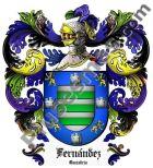 Escudo del apellido Fernández (Cantabria)