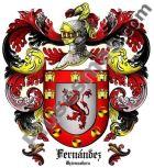 Escudo del apellido Fernández (Extremadura)