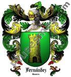 Escudo del apellido Fernández (Navarra)