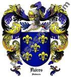Escudo del apellido Flores (Andalucía)