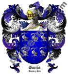 Escudo del apellido García (Castilla y León)