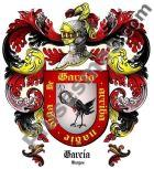 Escudo del apellido García (Burgos)