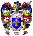 Escudo del apellido García (Santander)