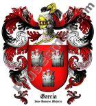 Escudo del apellido García (Baleares)