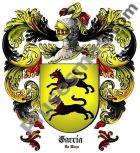 Escudo del apellido García (La Rioja)