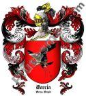 Escudo del apellido García (Atenza, Aragón)