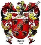 Escudo del apellido García (Asturias)