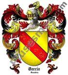 Escudo del apellido García (Cantabria)