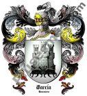 Escudo del apellido García (Trasmiera)