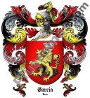 Escudo del apellido García (León)