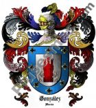 Escudo del apellido González (Murcia)