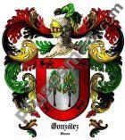 Escudo del apellido González (Osuna)