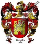 Escudo del apellido González (Sevilla)