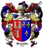 Escudo del apellido Hernández (Castilla)