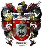 Escudo del apellido Hernández (Manjarrés)