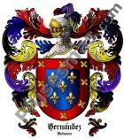 Escudo del apellido Hernández (Andalucía)