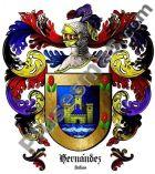 Escudo del apellido Hernández (Indias)