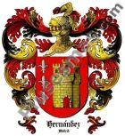 Escudo del apellido Hernández (Madrid)