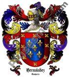 Escudo del apellido Hernández (Calahorra)