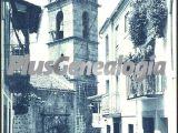 Iglesia parroquial de santa maria, baños de montemayor (cáceres)