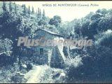 Molino, baños de montemayor (cáceres)