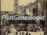 Procesión del corpillos en el real monasterio de las huelgas