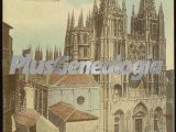 La catedral de burgos (en color)