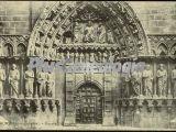 Puerta de coroneira de la catedral de burgos