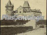 Ver fotos antiguas de palacios en BURGOS
