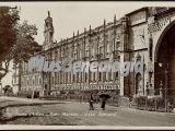 Ver fotos antiguas de palacios en LEON