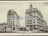 Hotel oliden y casa goyo en la plaza de santo domingo de león
