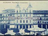 Plaza mayor y ayuntamiento de segovia