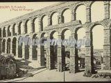 Ver fotos antiguas de plazas en SEGOVIA