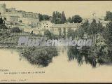 Río edesma y casa de la moneda de segovia