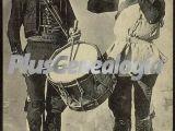 Tipos de segovia con un tambor