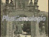 Arco de fuencisla de segovia