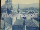 Cimborrio de la catedral de segovia