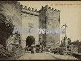 Puerta de san cipriano de segovia