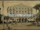 Ver fotos antiguas de teatros en SEGOVIA