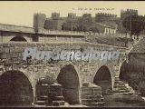 El puente viejo de ávila