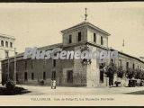 Casa de felipe ii, hoy diputación provincial de valladolid