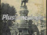 Estatua de zorrilla de valladolid