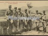 Grupo topográfico de la academia de caballería de valladolid