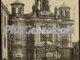 Iglesia de san juan de letrán de valladolid