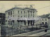 Edificio del banco castellano de valladolid