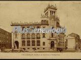Edificio de correos y telégrafos de valladolid