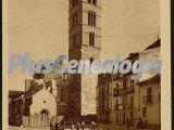 Torre de la antigua de valladolid